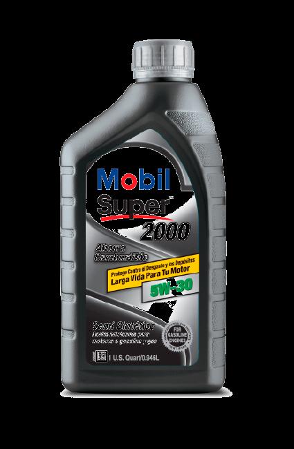 Mobil Super™ 2000 5W-30