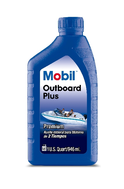 Mobil Outboard™ PLUS